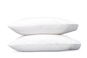 Key Largo White Pillowcase Pair