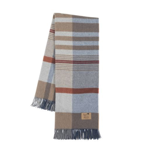 Napoli Lambwool Throw