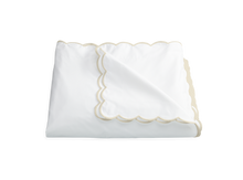 Load image into Gallery viewer, Portofino Ivory Duvet Cover