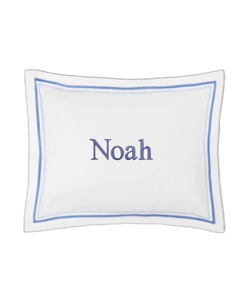 Personalized Boudoir Pillow