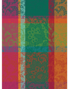 Mille Dentelles Floralies Kitchen Towel