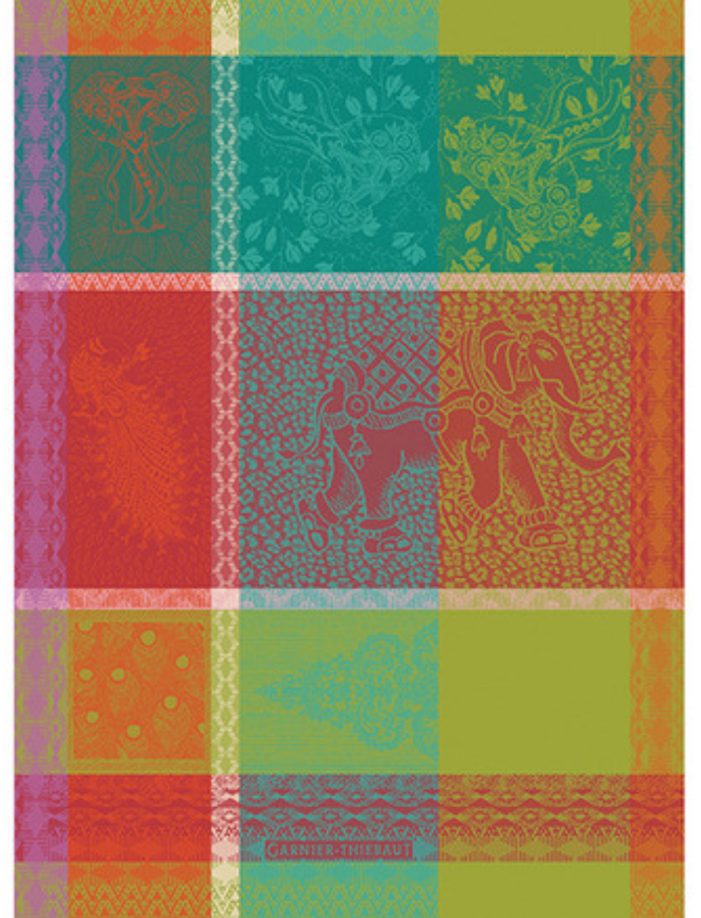Mille Holi Festival Kitchen Towel