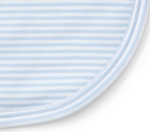 Stripe Blue Bib