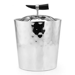 Orion Buffalo Horn Ice Bucket - Double Walled