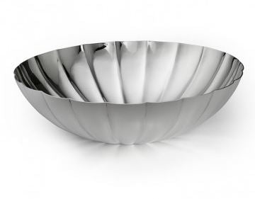 Silhouette Scalloped Bowl