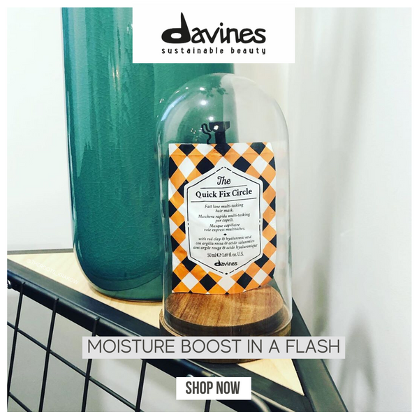 Davines The Circle Chronicles I The Quick Fix Circle Hair Mask