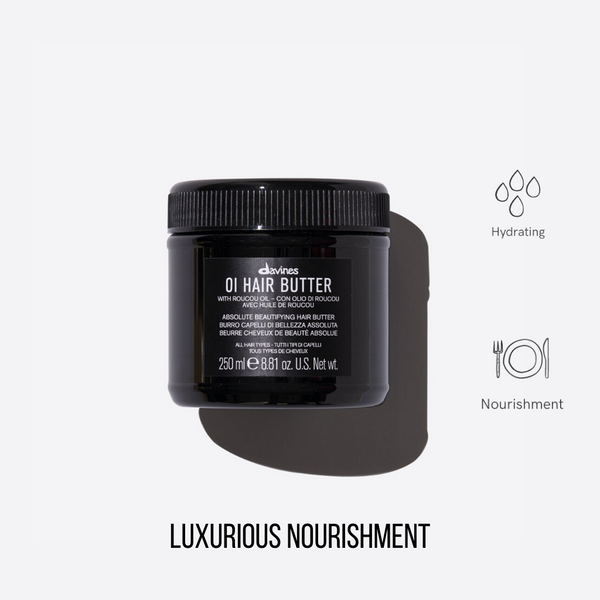 Davines OI Hair Butter 250ml - DAVINES I SUSTAINABLE BEAUTY