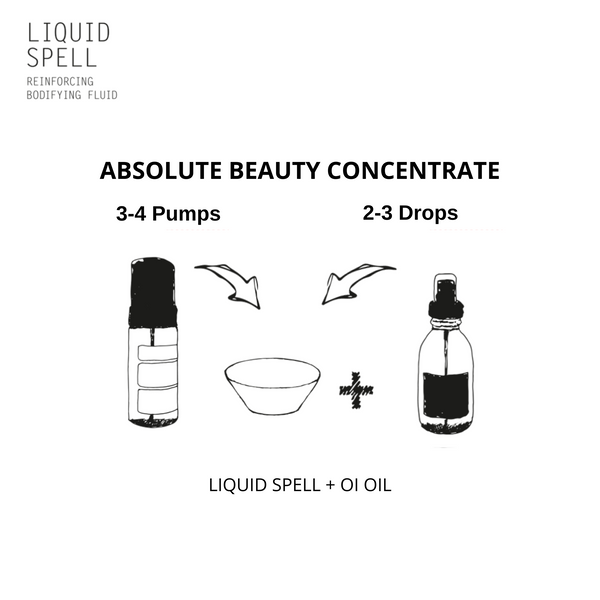 Davines LIQUID SPELL + OI Oil 135ml - DAVINES I SUSTAINABLE BEAUTY