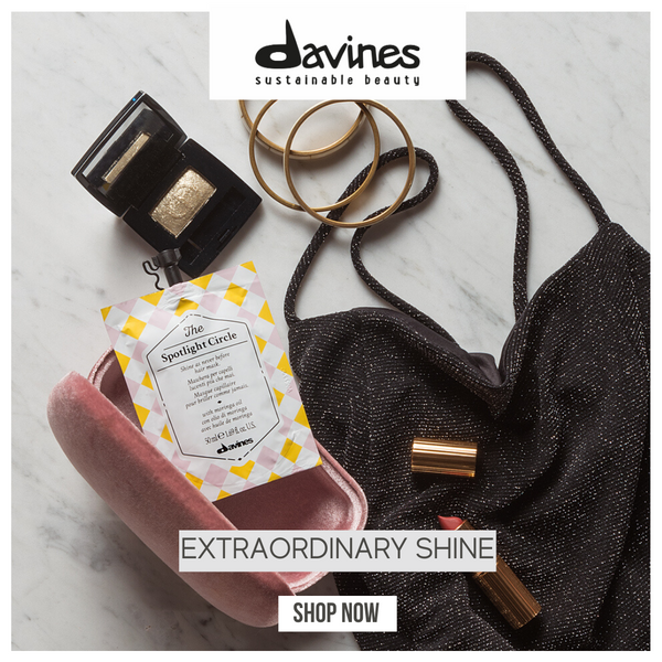 Davines THE CIRCLE CHRONICLES I The Spotlight Circle Hair Mask - DAVINES I SUSTAINABLE BEAUTY