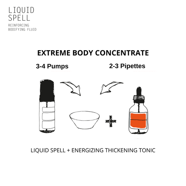 Davines LIQUID SPELL + NaturalTech ENERGIZING Thickening Tonic - DAVINES I SUSTAINABLE BEAUTY