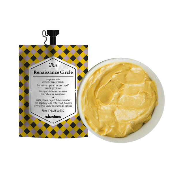 Davines The Renaissance Circle Hair Mask (Set of 3)