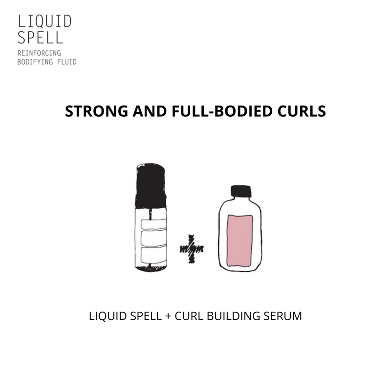 Davines Liquid Spell + More Inside This is a Curl Building Serum