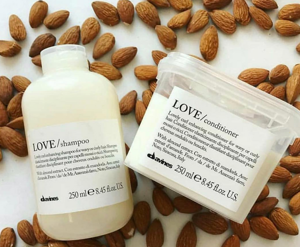 Davines Love Curl Shampoo + Conditioner