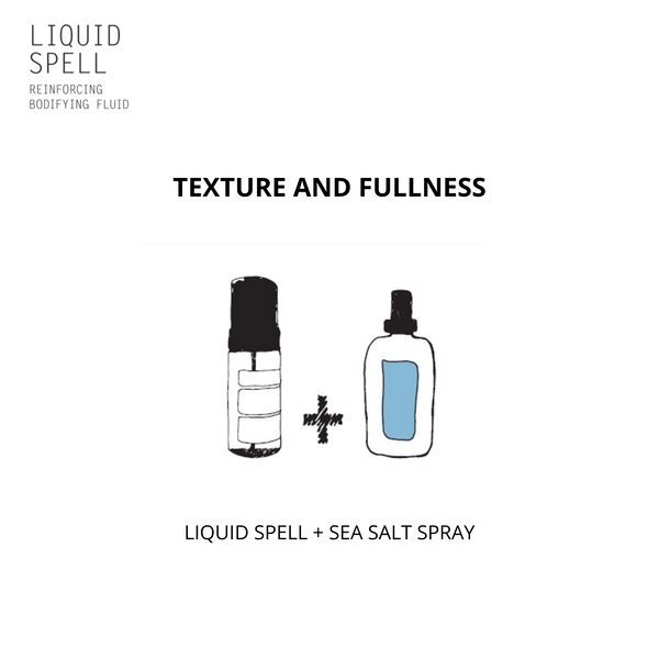 Davines LIQUID SPELL + MORE INSIDE This is a Sea Salt Spray - DAVINES I SUSTAINABLE BEAUTY