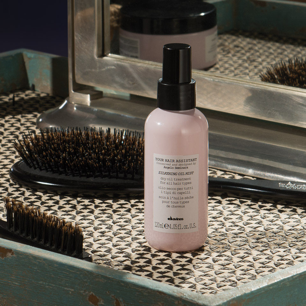 Davines YOUR HAIR ASSISTANT Silkening Oil Mist - DAVINES I SUSTAINABLE BEAUTY