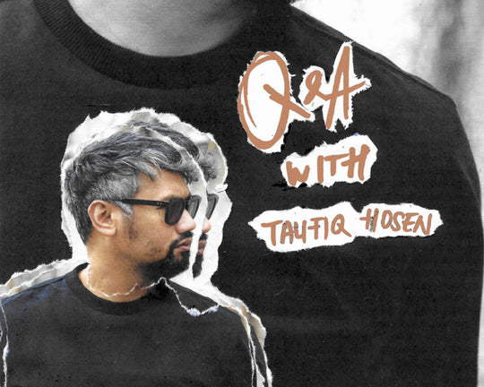 The Art of 2nd Hand Buying & Re-selling Clothes | Q&A with Taufiq Hosen