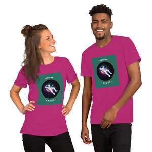 Need My Space Short-Sleeve Unisex T-Shirt