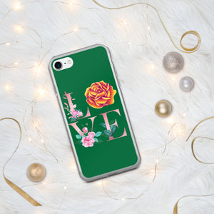 Love Rose iPhone Case