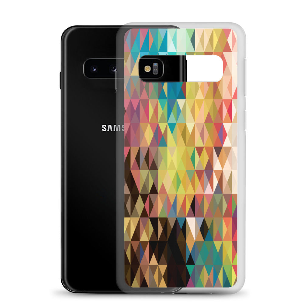 Berry Mosaic Samsung Case