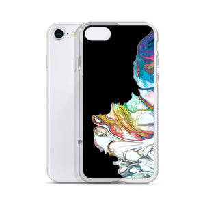 Midnight Touch iPhone Case