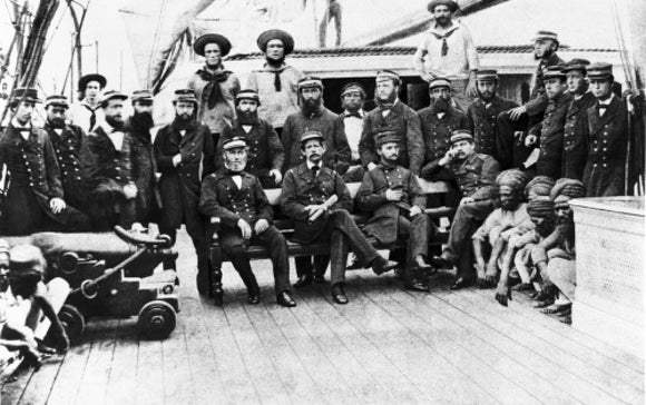 Crew of the BENARES
