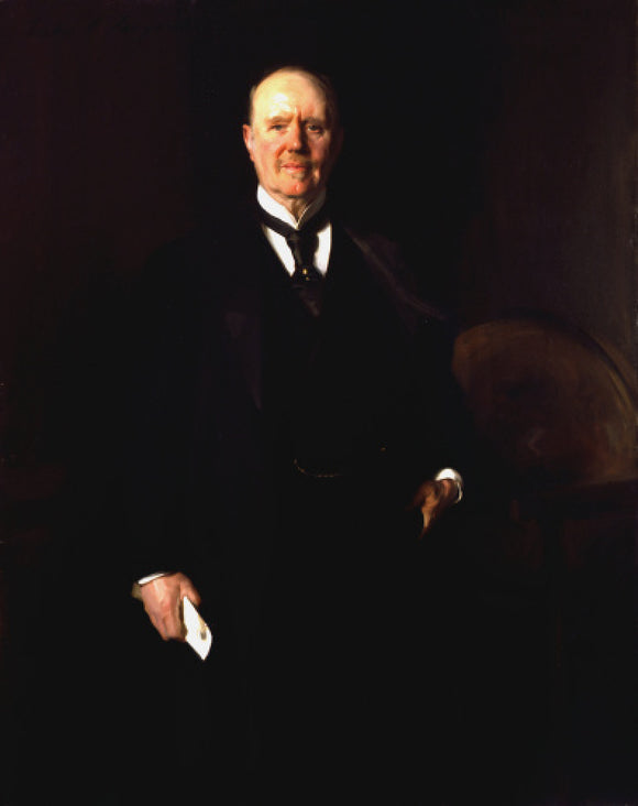 Portrait of Sir Thomas Sutherland