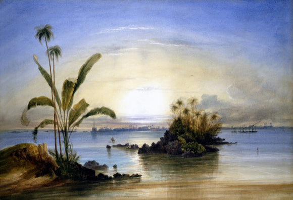 Point de Galle, Ceylon