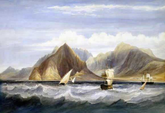 Off the coast of Aden