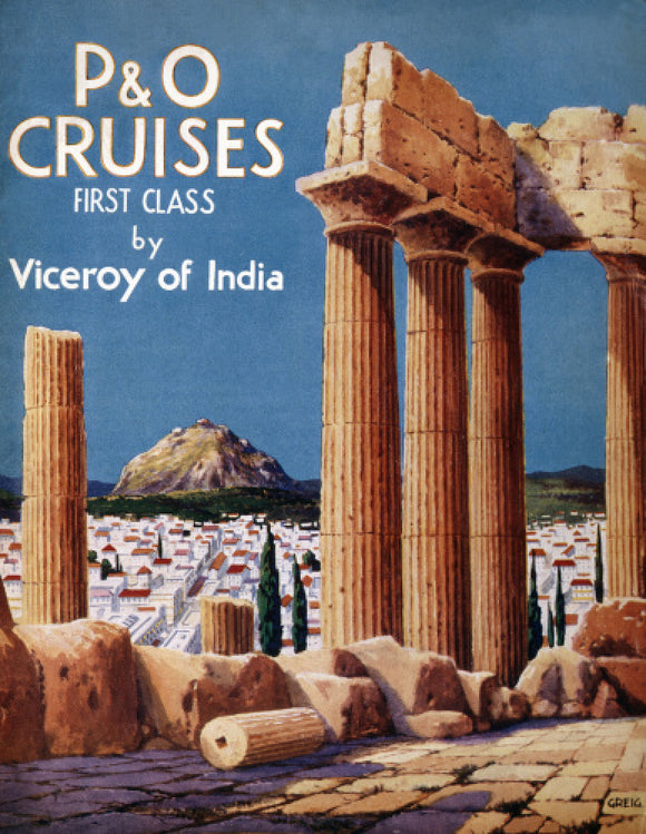 First Class Cruises by VICEROY OF INDIA