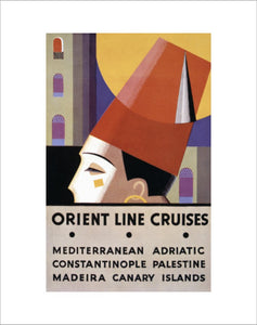 Orient Line Cruises to the Mediterranean