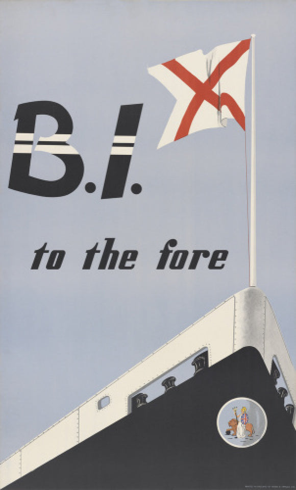 B.I. - to the fore