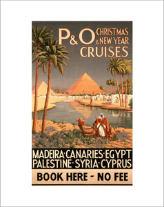 P&O Christmas & New Year Cruises