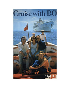 Cruise with P&O - ORIANA
