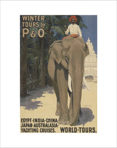 Winter tours by P&O