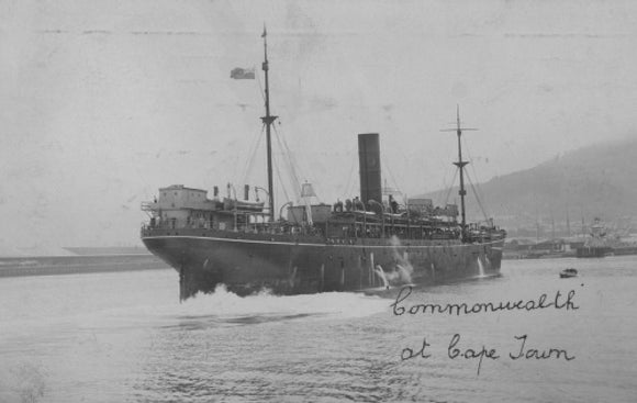COMMONWEALTH at Cape Town