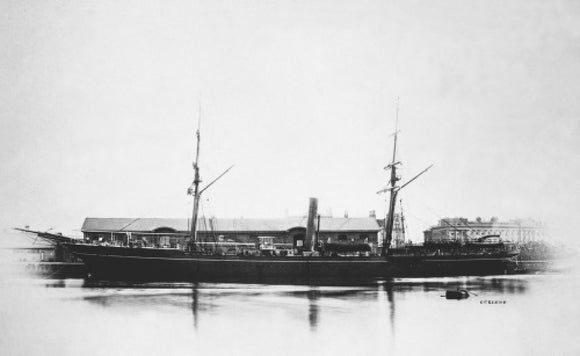GEELONG in port