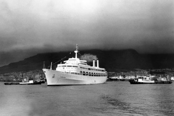 CANBERRA's maiden call at Cape Town