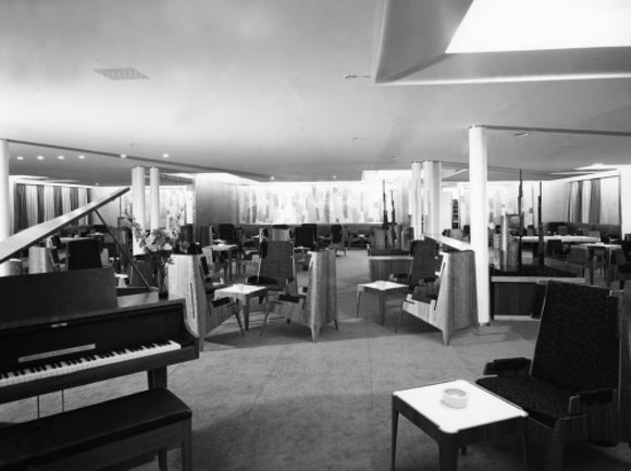 CANBERRA's William Fawcett Room