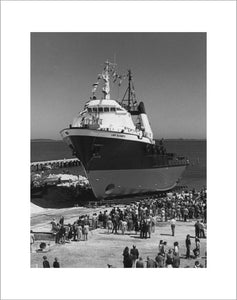 Launch of LADY ELIZABETH