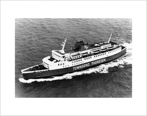 VIKING VOYAGER at sea