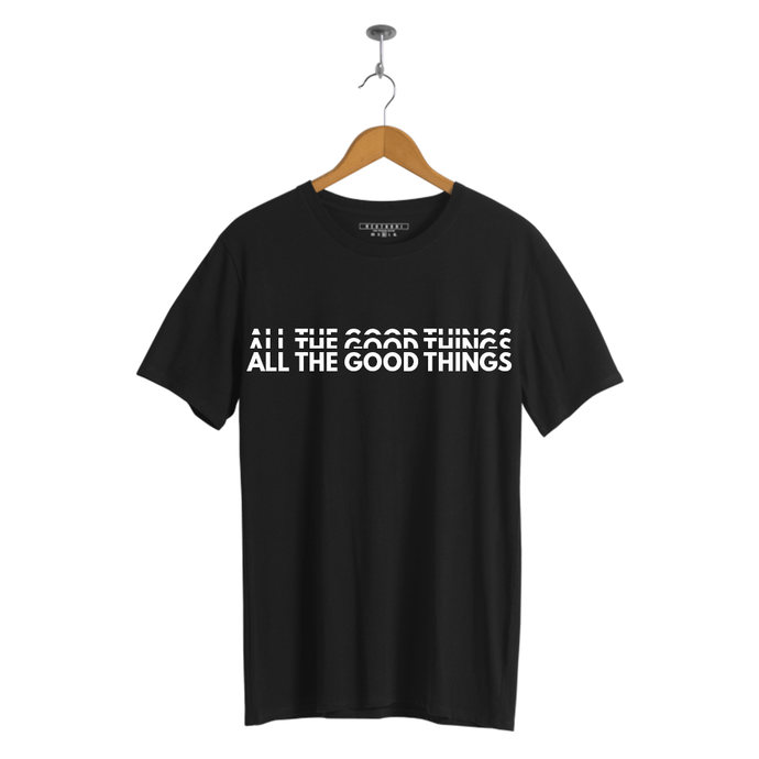 JXP All The Good Things shirt (Black)