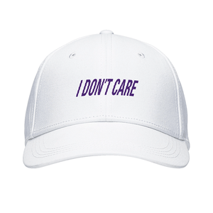 TRC I Don't Care cap (White)