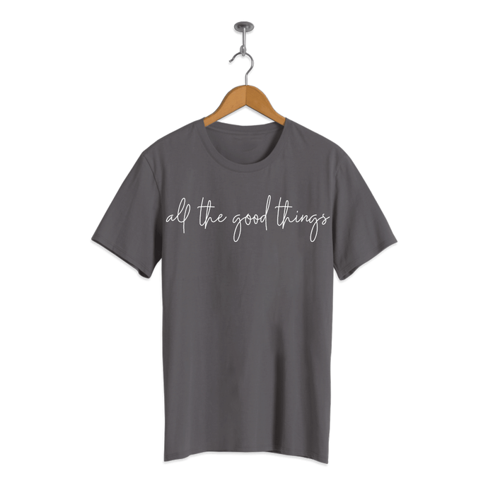 JXP All The Good Things shirt (Gray)