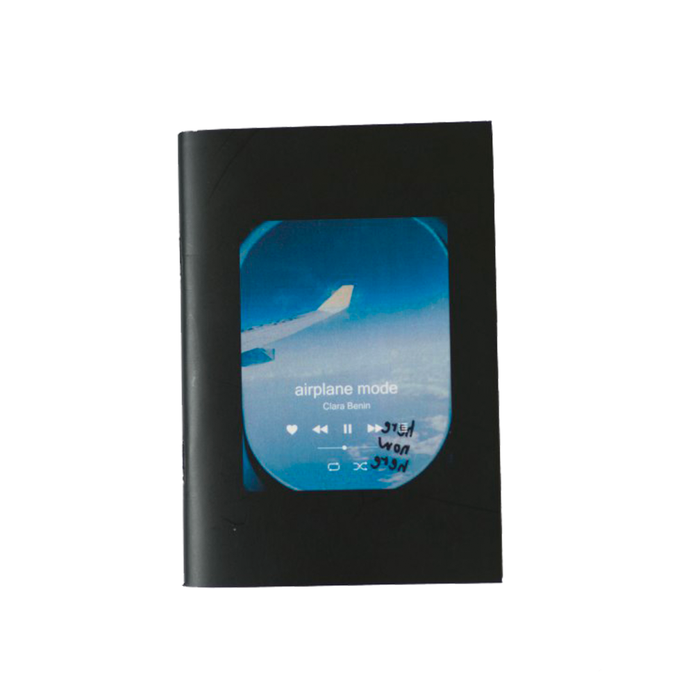 Clara Benin Airplane Mode notebook