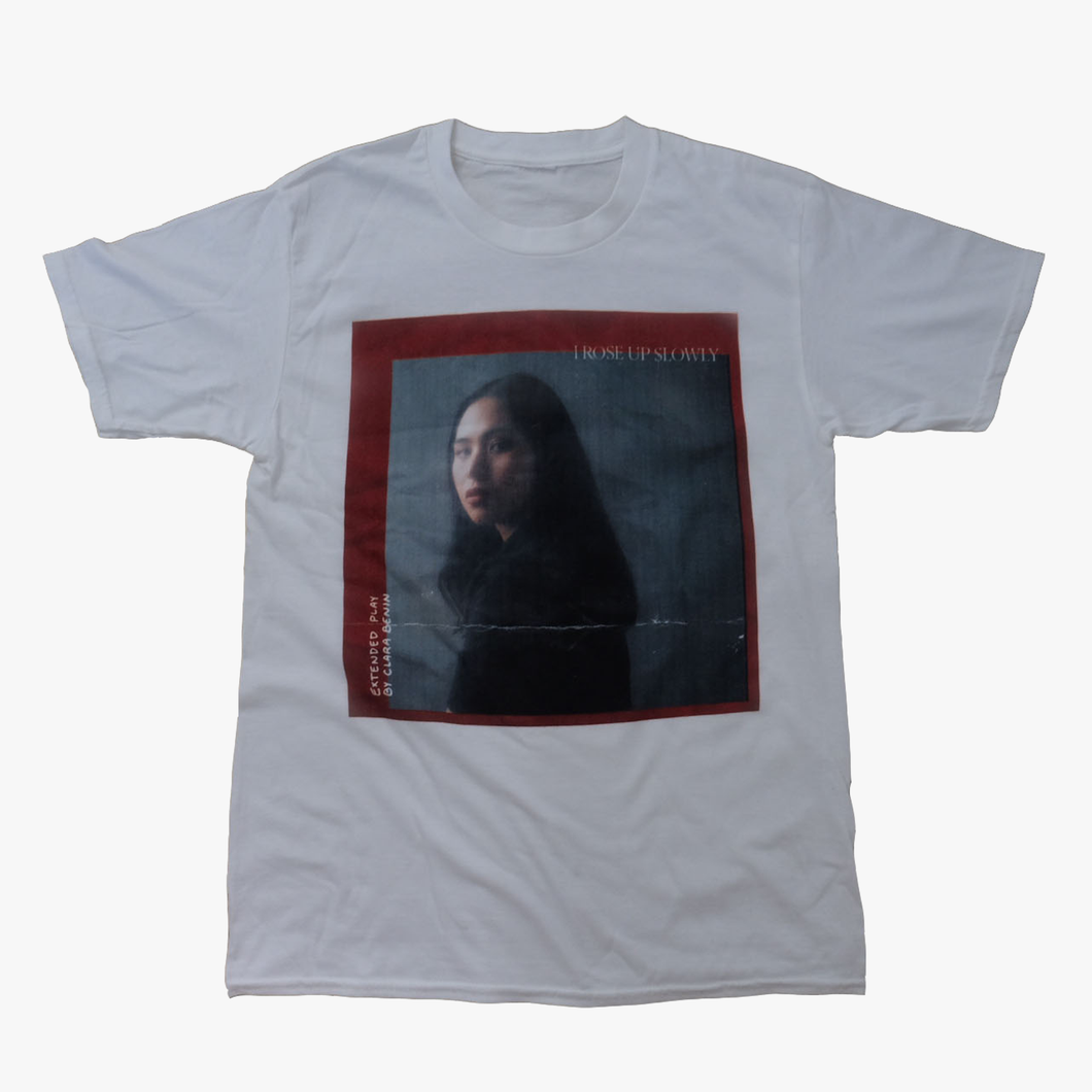 Clara Benin I Rose Up Slowly shirt