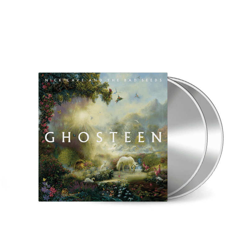 Ghosteen Double CD