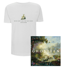Load image into Gallery viewer, Album & Ghosteen Lamb T-shirt
