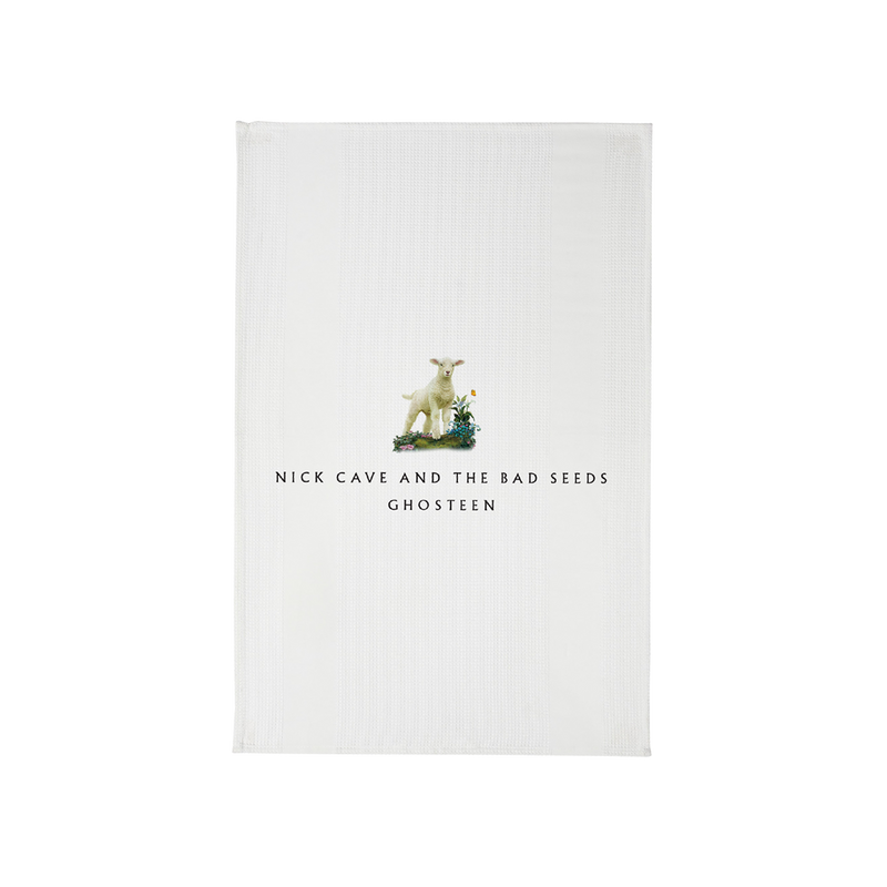 Ghosteen Lamb Teatowel