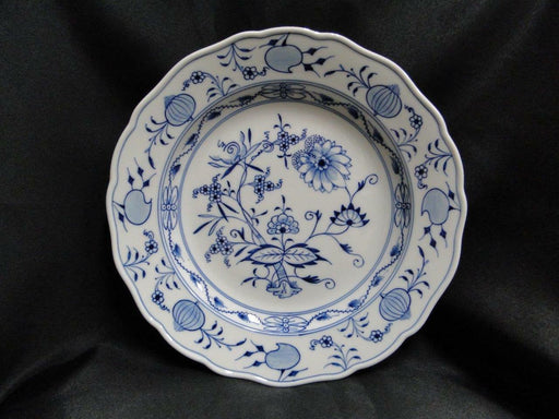 "Meissen Blue Onion, ""X"" Backstamp with 2 Slashes: Dinner Plate (s) 10"""