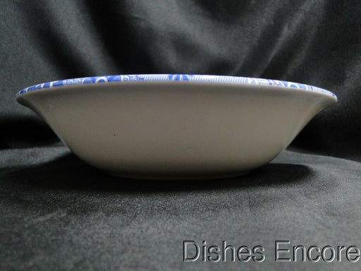 Spode Italian, Blue Scene, England: NEW Ascot Cereal / Soup Bowl (s), 8 1/8""
